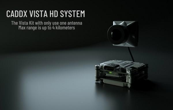 Caddx Vista with Nebula Pro camera