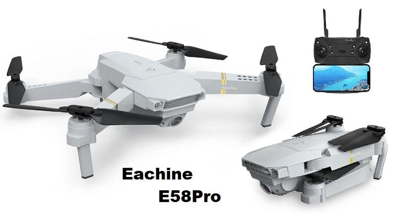 Design of Eahine E58 Pro
