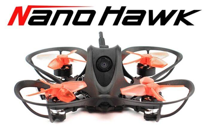Photo of Emax Nanohawk drone