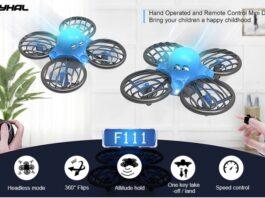 Photo of FLYHAL F111 Mini Drone