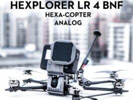 Photo of Flywoo HEXplorer LR