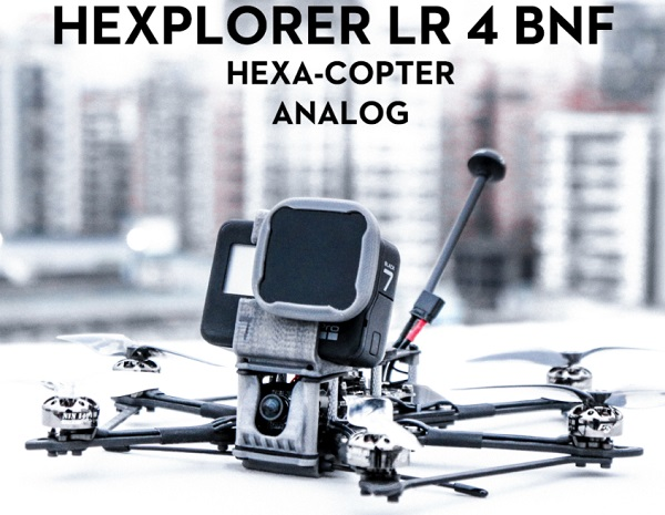 Photo of Flywoo HEXplorer LR