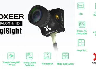 Photo of Foxeer DigiSight camera