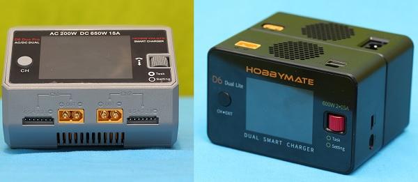 D6 Dual Lite vs D6 Duo Pro