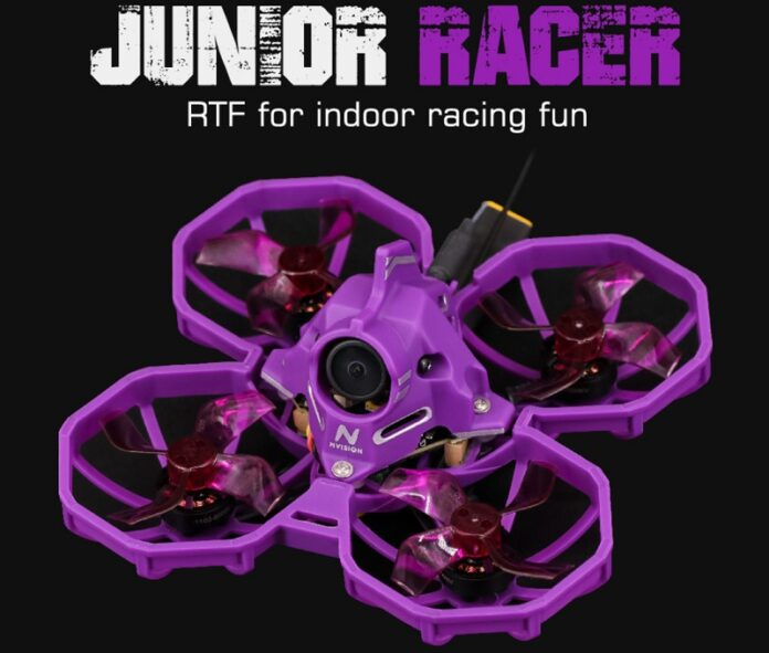 Photo of NVision Junior Racer75 drone