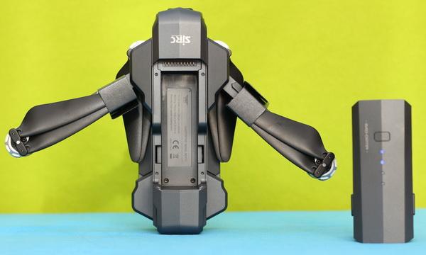 Design of SJRC F11 4K PRO