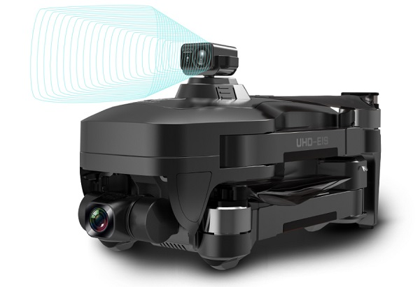 Laser obstacle sensor