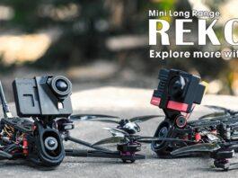 Photo pf Rekon 5 FPV drone