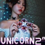 "Photo of HOMFPV Unicorn 2"" drone"