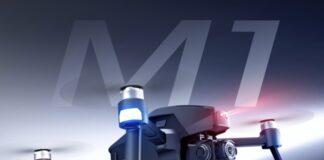 Photo of M1 Pro drone
