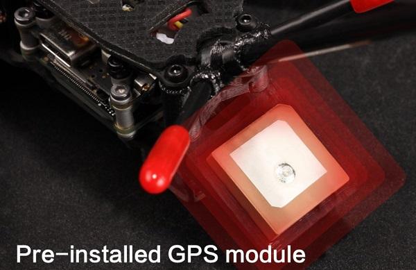 Rekon 5 GPS module