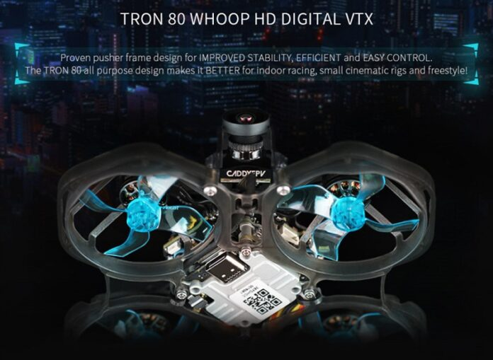 Photo of T-MOTOR TRON 80