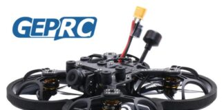 Photo of GEPRC CineLog 25 drone