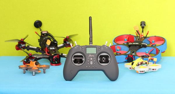 T-Lite drone compatibility