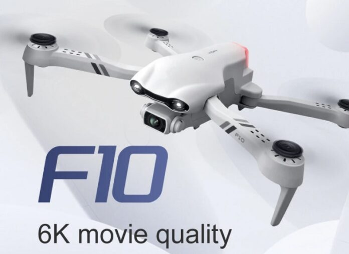 Photo of 4DRC F10 drone