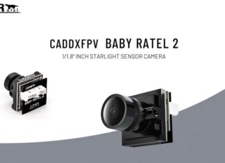 Photo of Caddx Baby Ratel 2 camera