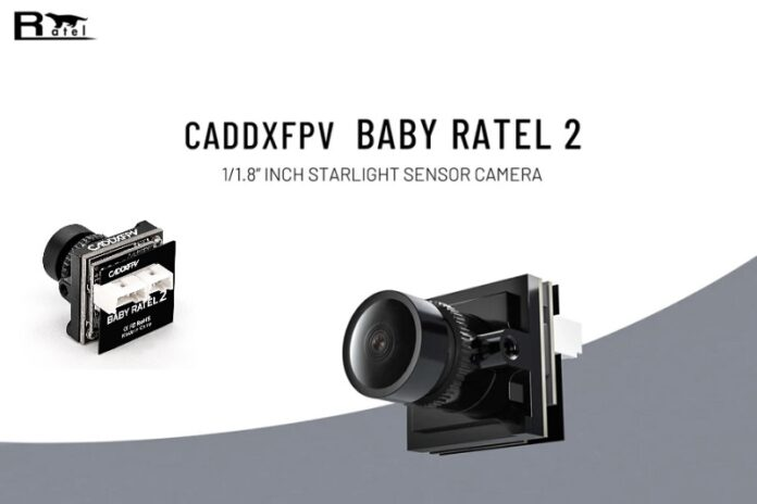 Photo of Caddx Baby Ratel 2 camera