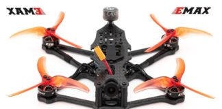 Photo of Emax Babyhawk II HD drone