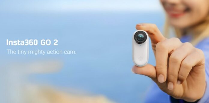 Photo of Insta360 GO 2 camera