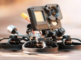 Photo of iFlight C85 Alpha Pusher drone