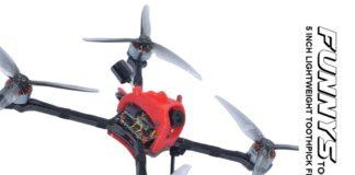 Photo of AuroraRC Funny5 drone