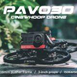 Photo of BetaFPV Pavo30