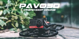 Photo of BetaFPV Pavo30