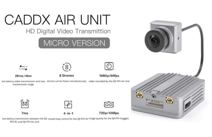 Photo of Caddx Air Unit Micro