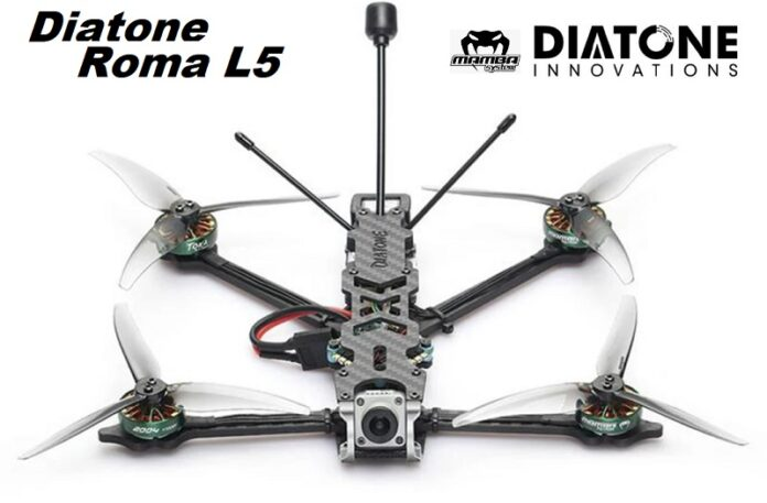 Photo of Diatone Roma L5 drone