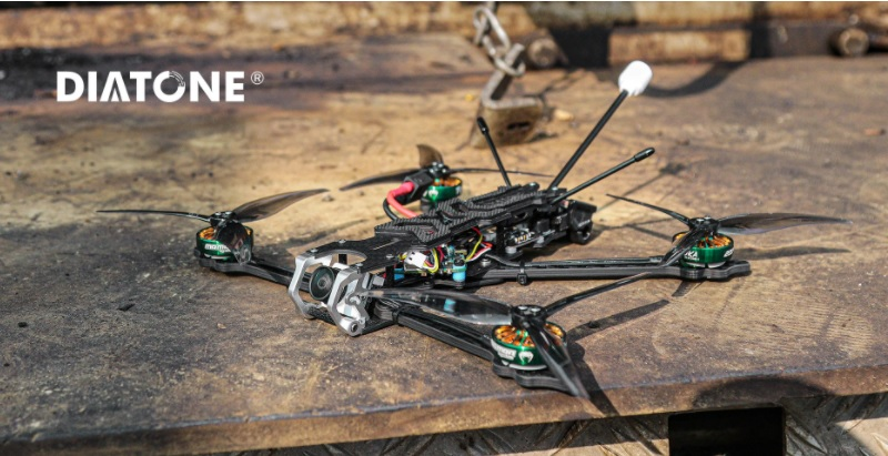 DIATONE DRONES