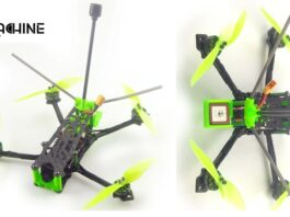 Photo of Eachine Novice-IV drone