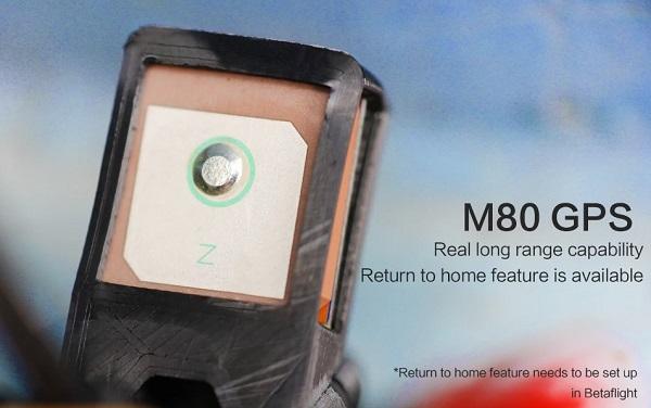 M80 GPS module