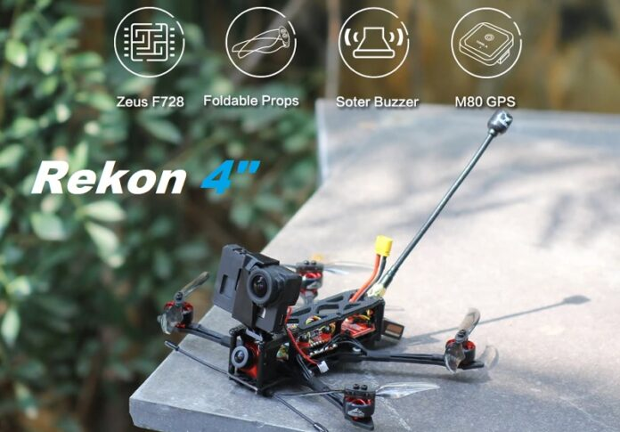 Photo of Rekon 4 drone