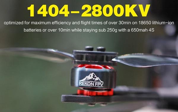 1404 2800KV Brushless Motor