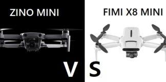 Zino MINI Pro versus FIMI X8 MINI
