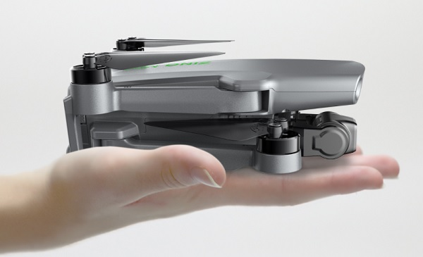 Design of Zino MINI Pro drone