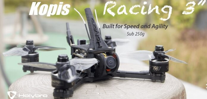 "Photo of Kopis Racing 3"" drone"