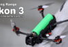 Photo of HGLRC Rekon 3 Nano drone