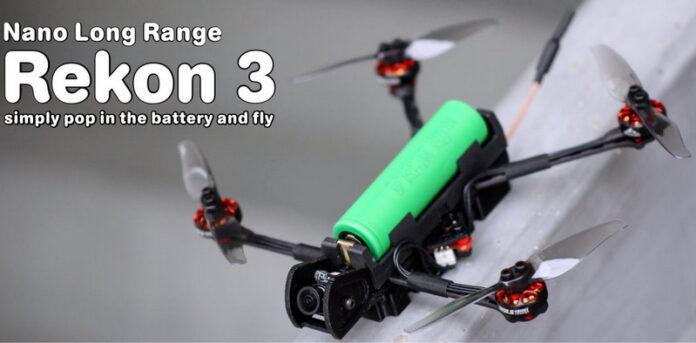 Photo of HGLRC Rekon 3 Nano drone