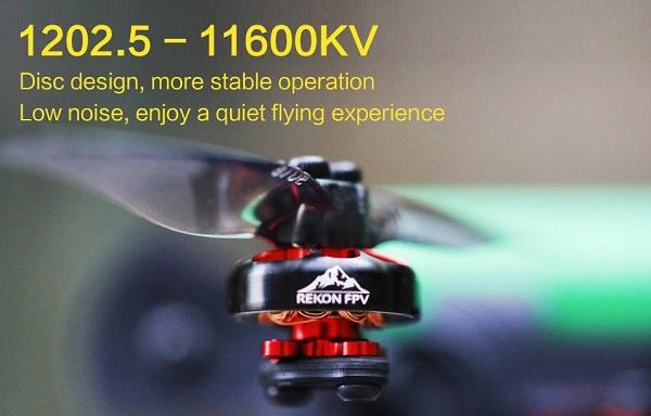 Rekon 1202.5 11600kV Motors