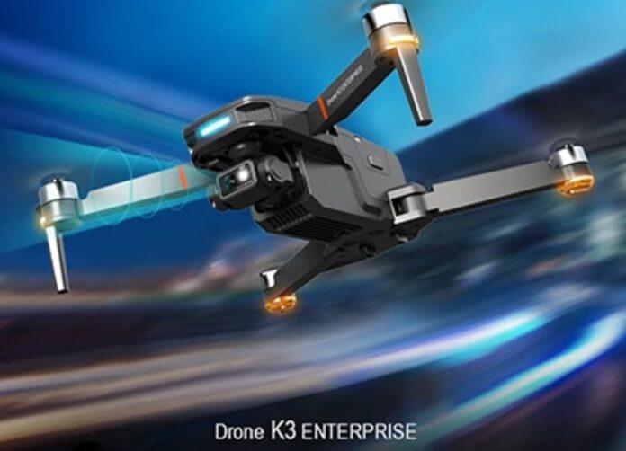 Photo VISUO K3 drone