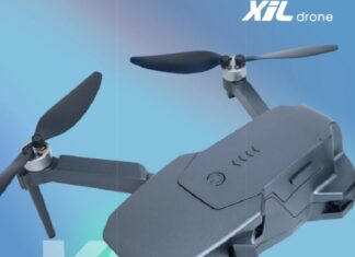 Photo of XIL 012MAX drone