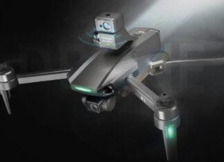 Photo of XMR/C M10 drone