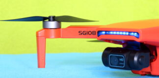 ZLRC SG108 PRO review
