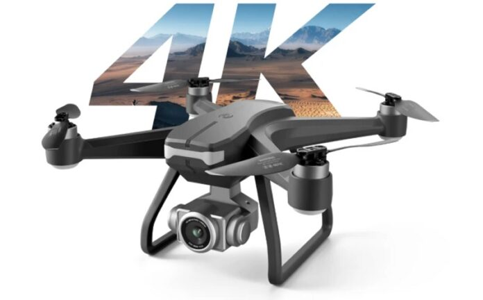Photo of 4DRC F11 PRO drone