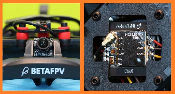 FPV System (Camera+VTX)