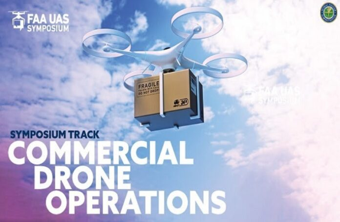 FAA UAS Symposium Commercial Drone Operations