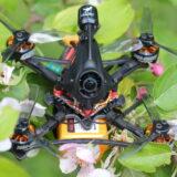Review of HGLRC Petrel 120x Pro drone