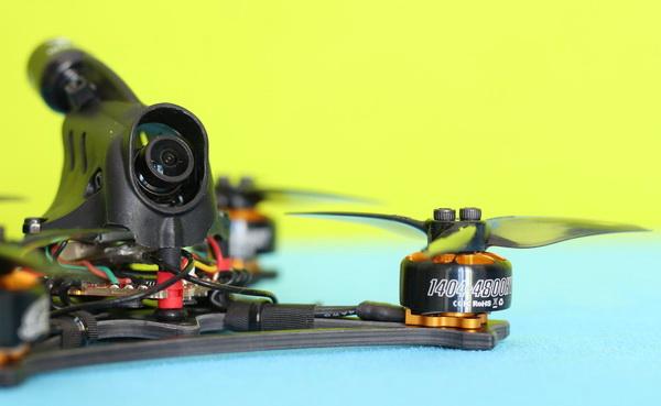 FPV setup (camera & vtx)