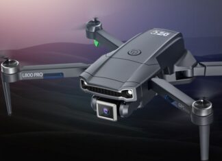 Photo of LYZRC L800 PRO drone